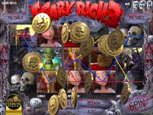 Scary Rich 3 review on Big Bonus Slots