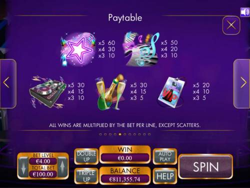 Schlagermillions review on Big Bonus Slots