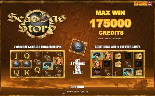 Sea Dogs Story review on Big Bonus Slots
