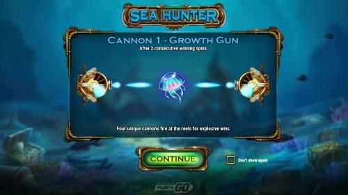 Sea Hunter review on Big Bonus Slots