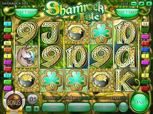 Shamrock Isle Slot Machine Online ᐈ Rival™ Casino Slots