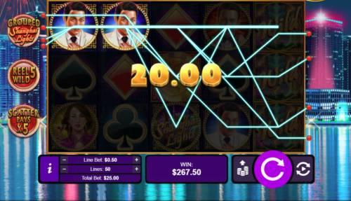 Shanghai Lights review on Big Bonus Slots