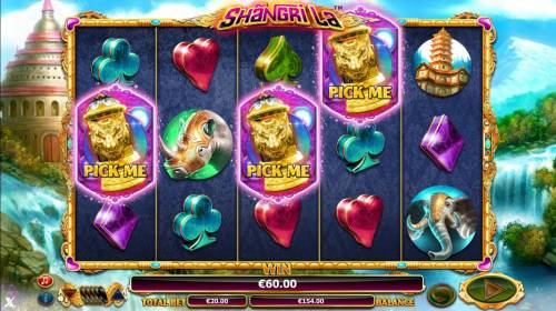 Shangri La review on Big Bonus Slots