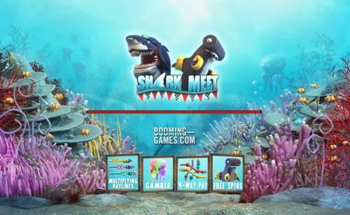 Shark Meet review on Big Bonus Slots