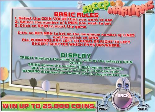 Sheep and Martians review on Big Bonus Slots