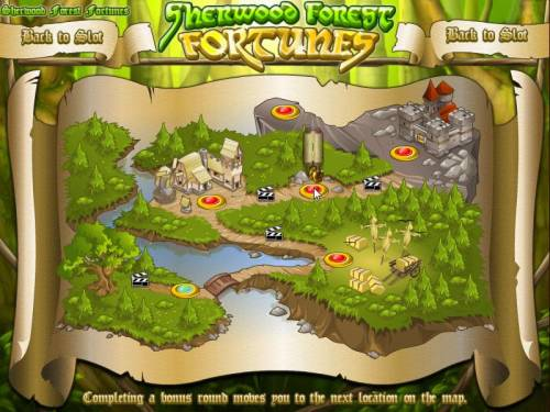 Sherwood Forest Fortunes review on Big Bonus Slots
