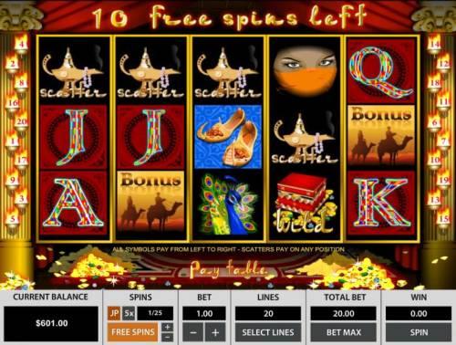 Shia Safavids Treasure review on Big Bonus Slots
