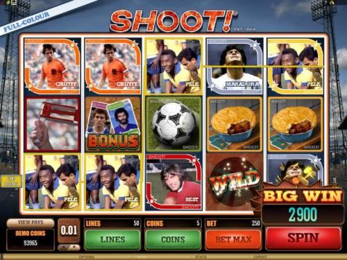 Shoot! review on Big Bonus Slots
