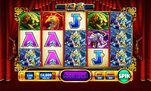 Si Ling review on Big Bonus Slots