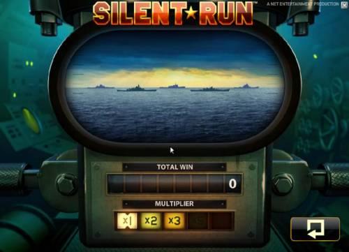 Silent Run review on Big Bonus Slots