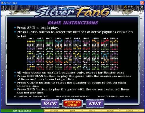 Silver Fang Big Bonus Slots