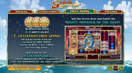 Sinbad's Golden Voyage review on Big Bonus Slots