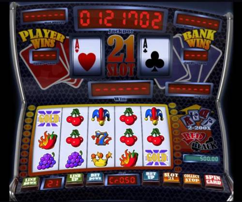 Slot 21 review on Big Bonus Slots