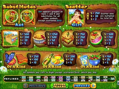 Small Fortune review on Big Bonus Slots