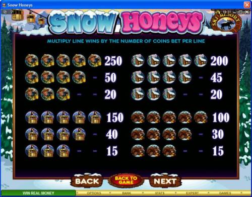 Snow Honeys review on Big Bonus Slots