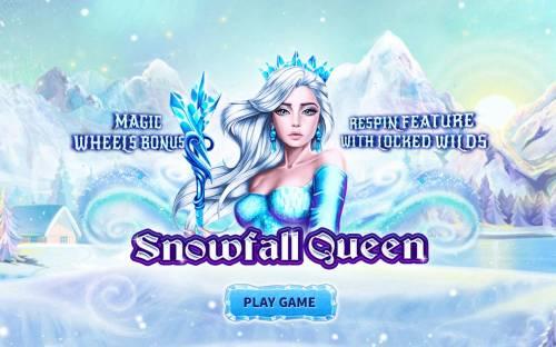 Snowfall Queen Big Bonus Slots Introduction