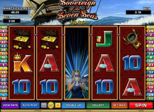 Sovereign of the Seven Seas review on Big Bonus Slots