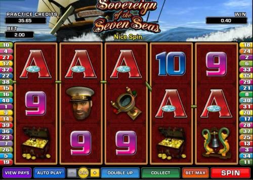 Sovereign of the Seven Seas review on Big Bonus Slots
