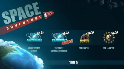 Space Adventure review on Big Bonus Slots