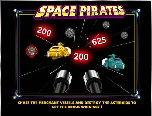 Space Pirates review on Big Bonus Slots
