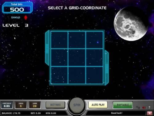 Space Race review on Big Bonus Slots