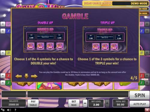 Spin & Win review on Big Bonus Slots