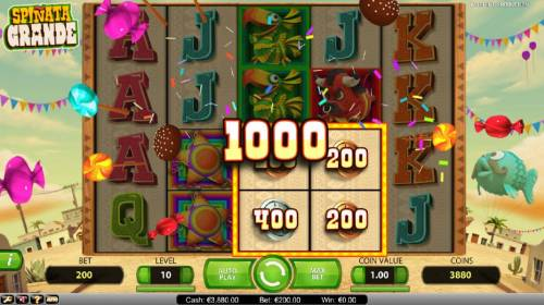 Spinata Grande review on Big Bonus Slots