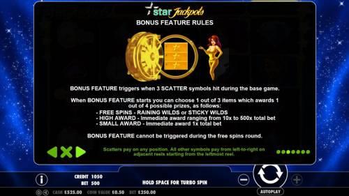 Star Jackpots review on Big Bonus Slots