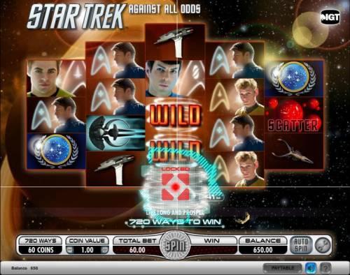 Star Trek - Against All Odds review on Big Bonus Slots