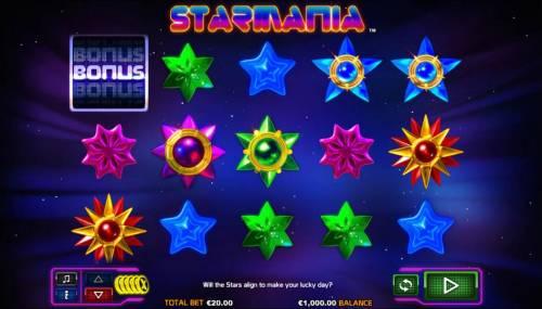 Starmania review on Big Bonus Slots