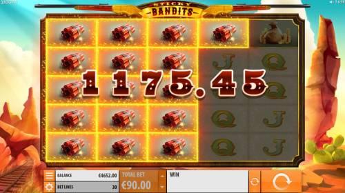 Sticky Bandits review on Big Bonus Slots