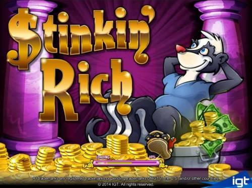 Stinkin' Rich review on Big Bonus Slots
