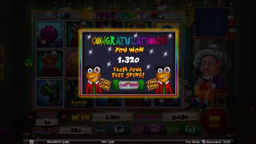 Stinky Socks Slots Big Bonus Slots Total Free Spins Payout