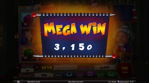 Stinky Socks Slots Big Bonus Slots Mega Win