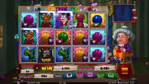 Stinky Socks Slots Big Bonus Slots A winning three of a kind