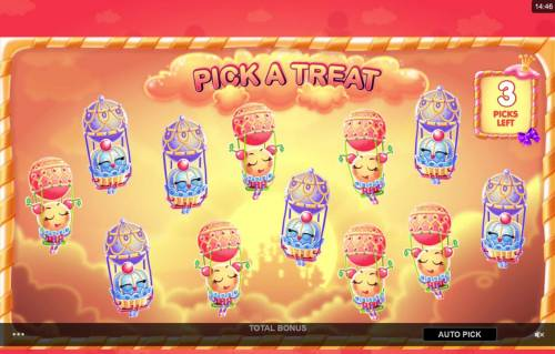 Sugar Parade review on Big Bonus Slots