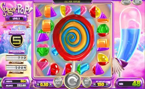 Sugar Pop! review on Big Bonus Slots