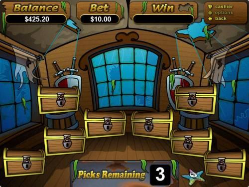 Sunken Treasure review on Big Bonus Slots