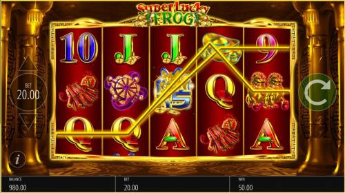 Super Lucky Frog review on Big Bonus Slots