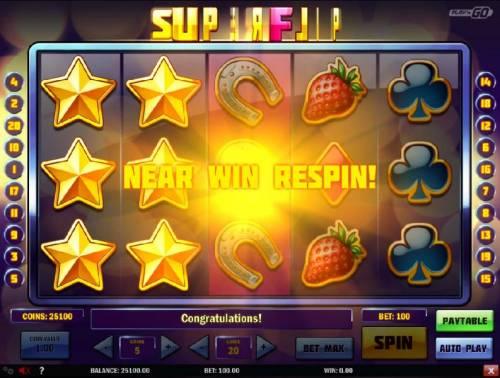 Super Flip review on Big Bonus Slots