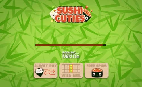 Sushi Cuties review on Big Bonus Slots