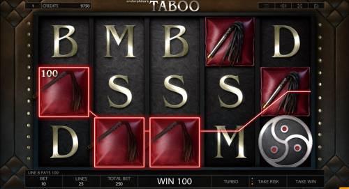 Taboo review on Big Bonus Slots