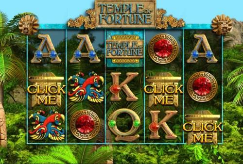 Temple of Fortune review on Big Bonus Slots