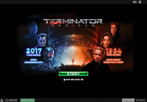 Terminator Genisys review on Big Bonus Slots