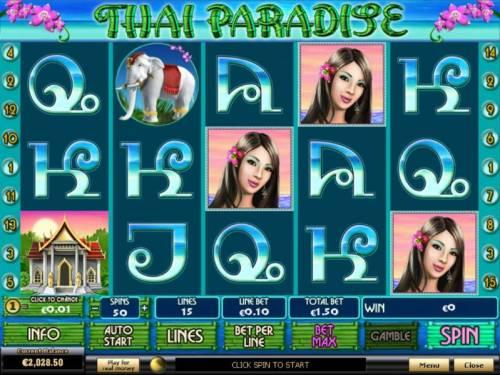 Thai Paradise review on Big Bonus Slots
