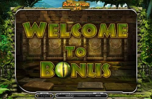 The Anaconda Eye Big Bonus Slots Welcome to Bonus