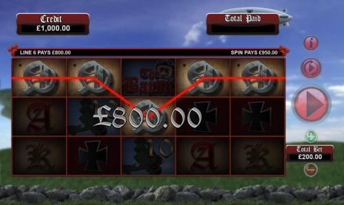 The Baron Big Bonus Slots Multiple winning paylines