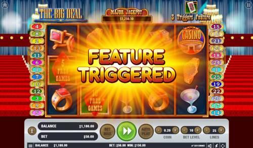 The Big Deal review on Big Bonus Slots