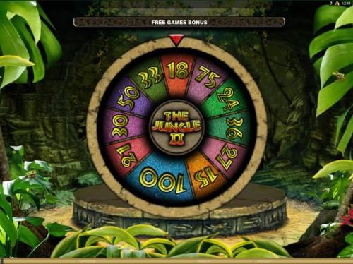 The Jungle II review on Big Bonus Slots