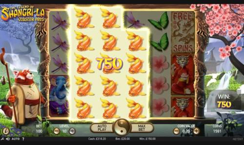 The Legend of Shangri-La review on Big Bonus Slots